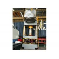 China Four Column Type Hydraulic Press Machine , Computer Hydrualic Bending Machine on sale