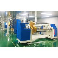 China Protective Release Film Coating Machine Double Station Pneumatic Loading on sale