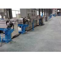 China PE/ PTFE / NYLON Cable Extruder Machine 500 M/ Min Max Speed High Performance on sale