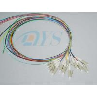 China 12 Core LC Optical Fiber Connectors Stable 0.9mm For Local Area Networks on sale