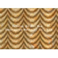UV PS Material Board Decorative Wall Film With Customised Pattern Manufactures