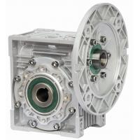 Aluminum Cast Iron NMRV 063 Worm Shaft And Worm Wheel Gearbox Speed Reducer Manufactures