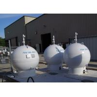 Buy cheap Movable Compressed Natural Gas Storage Tank 20/25MPa Pressure CNG Hydrogen Applied  from wholesalers