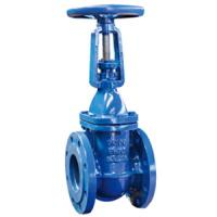 China DIN 3352 F4 Rising Stem Solid Wedge Gate Valves Manufactures