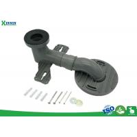 China Customized Adjustable Offset Toilet Pan Connector 7.5 - 9 Shift From The Centre on sale