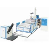 PE Bubble Film Making Machine With CE Certification Output 50 Kg/H DFPE-1000 Manufactures