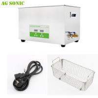 Ultrasonic Cleaner For Small Parts and Lower Volumes Available with Rinsing and Drying Options Manufactures