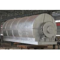 Waste Plastic Pyrolysis to Oil Plant Manufactures