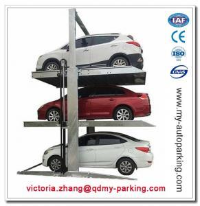 China Triple Stacker Parking Lift Three Layer Parking Desiree 3 Level Parking Lift/Car Lift on sale