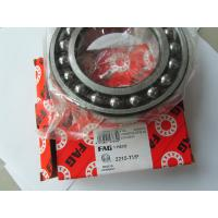ABEC-1 FAG Open Double Row Angular Contact Ball Bearing With Nylon Cage 2215-TVP Manufactures