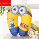 Custom print u shape pillow,car and airplane neck support pillow,horeseshoe sleep pillow Manufactures