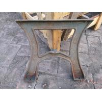 European Patio Park Garden Cast Iron Bench Ends Weather Resistant Manufactures