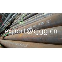ASTM A333 Gr.3 Low Temperature Carbon Steel Pipe / Cold Drawn Seamless Tube Manufactures