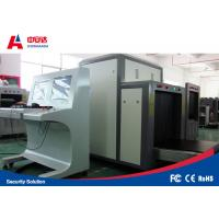 CE Approved Luggage X Ray Machine , X Ray Baggage Inspection System For Bus Stations Manufactures