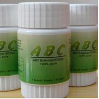 ABC Botanical Hoodia Slimming Capsules Weight Loss Acai Berry ABC Slim Fast Weight Loss Pills Safe Slimming Capsules ABC Manufactures