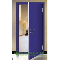 Residential 60 minutes Steel Fire Retardant Door For Commercial Building Manufactures