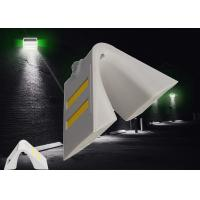 Waterproof Solar Motion Wall Light With COB LED Lighting , Long Lifespan Manufactures