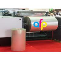 Glossy / Matte Flexible Packaging Film SGS Approval BOPET Laminating Film Manufactures