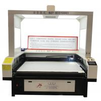 Sublimation Polyester Fabric Laser Cutting Machine For Sports Apparel JHX - 180100S Manufactures