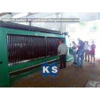 Heavy Hexagonal Wire Netting Machine For Making Double Twist Gabion Boxes Manufactures