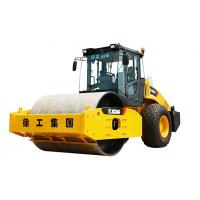 22000 Kg Fully Hydraulic Vibratory Road Roller Machine With Movable Sheepsfoot Manufactures
