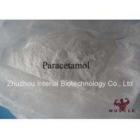 Medical Analgesic Powder 4 Acetamidophenol Paracetamol Powder For Relieving Pain Manufactures