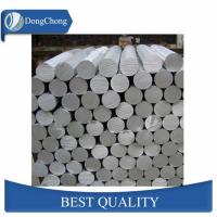 Quality ASTM B 209 Extruded Aluminium Solid Square Round Bar 6061 6063 6m Length for sale