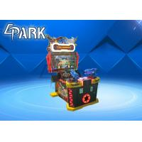 Hot sale Storm Gun Electric Shooting Arcade Machines For Kids CE Certificate 60W shooting arcade Manufactures
