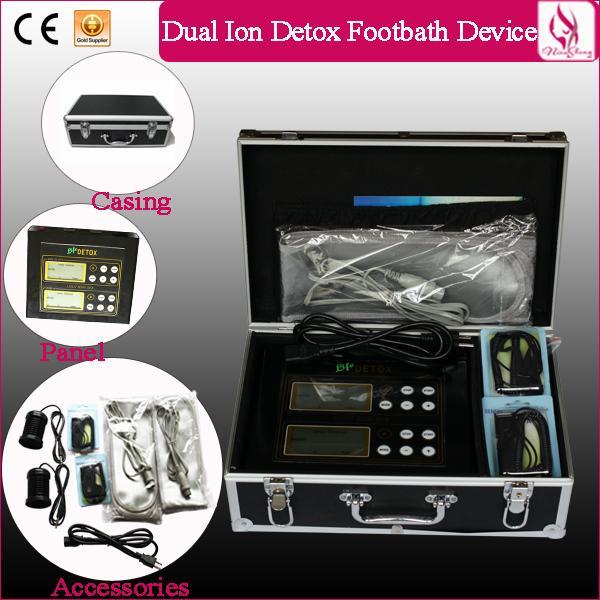 Ion Detox Foot Spa Manual