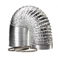 Quality High Flexible Aluminum Air Duct Ventilation Ducting for Grow Tent Use for sale