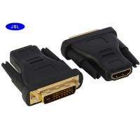 High Resolution Hdmi Female To Dvi Male Cable Adapter Molding Type Unique Designed Manufactures