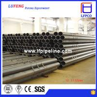 Cheap welded low carbon steel pipe Manufactures