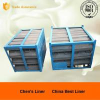 China Quenching Heat Treatment Sag Mill Liners Impact Value AK 60J on sale