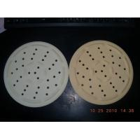 High Bending Strength Yellow / White Alumina Cordierite Ceramic Water Spray Plate Manufactures