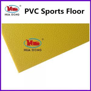 PVC Sport Floor Tile in Rolls Manufactures