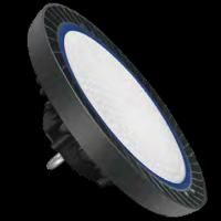 China LED UFO High Bay Shop Lights , UFO Industrial Warehouse Light Fixtures 100w,200w on sale