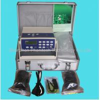 Portable Electric ionic detox foot spa cleanse machine with music Increase the Vigor of Cells Manufactures