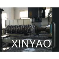 Single Shaft Plastic Bottle Crusher Machine , Industrial Paper Shredder Machine Manufactures