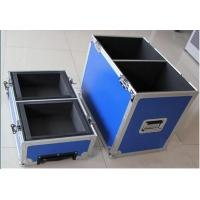 Speaker / Audio Equipment Aluminum Tool Cases , Heavy Duty Case - 40°C - 80°C Manufactures