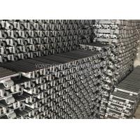 Heat Resistant Fire Grate Bars Coal Boiler Spare Parts Gray Iron Material Manufactures