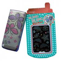 Cell Phone Sticker,Mobile Sticker Manufactures