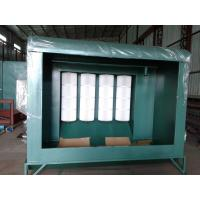 Powder Painting Booth Powder Coating Room Manufactures