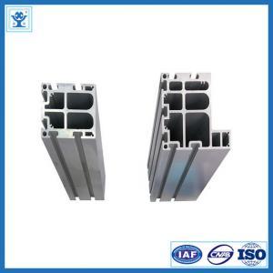 China Square T5 aluminium extrusion profiles for transportation tools on sale