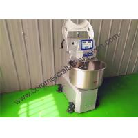 China Pizza Dough Electric Mixer , Stainless Steel Dough Mixer Automatic Program Setting on sale