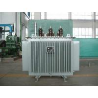 Single Phase Shell Type Transformer 160kva For Building , High Voltage Manufactures