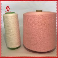 16/2 Dyed Polyester Yarn , 100% Spun Polyester Yarn For Sewing Manufactures