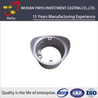 Wear Resistant Prototype Investment Casting Stainless Steel Engine Parts Customizable Manufactures