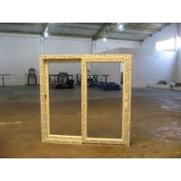 Chipe Price UPVC Sliding Windows With Mosquito Net Manufactures