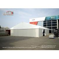 China 10x12m Outdoor Warehouse Tents For Cultivation Industry Fire Retardant on sale