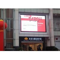 Flexible P16 Outdoor Led Display Screen Advertising Show in Indonesia Manufactures